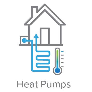 Mantis Energy - Home Energy Services - Heat Pumps