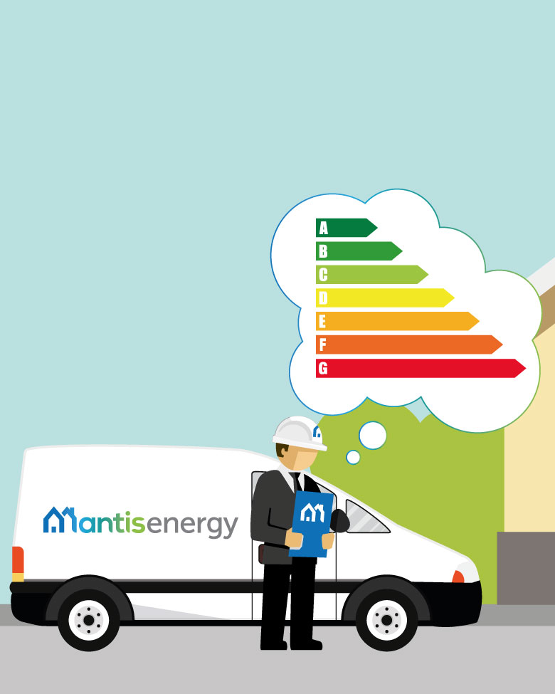 EPC Surveys, Energy rating Mantis Energy