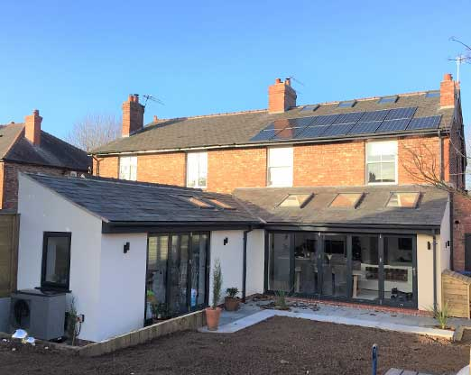 Mantis Energy - 4-Bedroom Semi-Detached House, Warrington