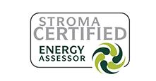 Mantis-Energy-Stroma-Certified Energy Assessor logo